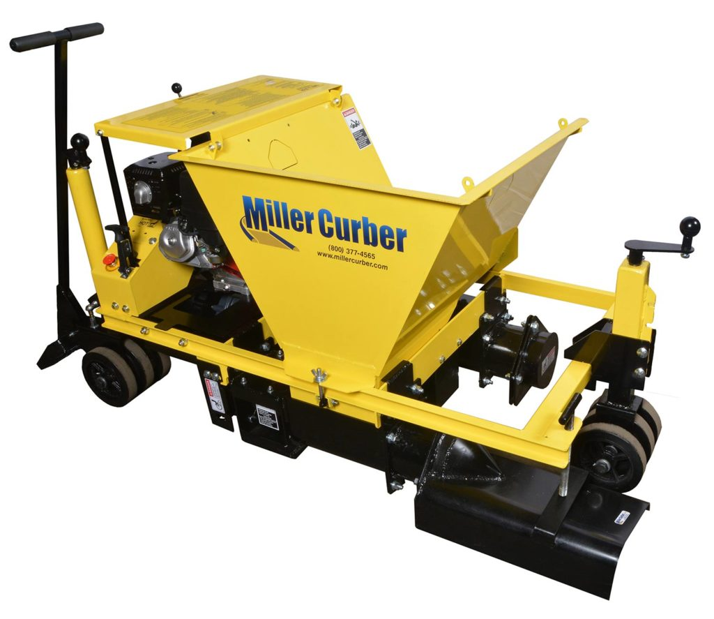 MC 750 - Commercial Curb Machine
