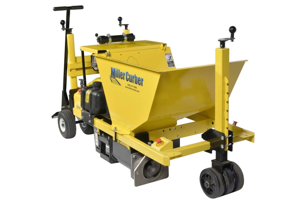 MC 850 - Commercial Curb Machine