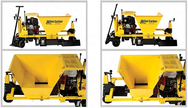 Wheelbarrow Hopper
