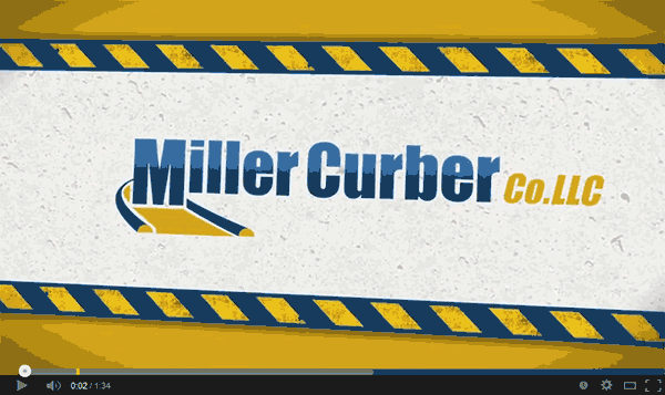 Miller Curber YouTube Channel