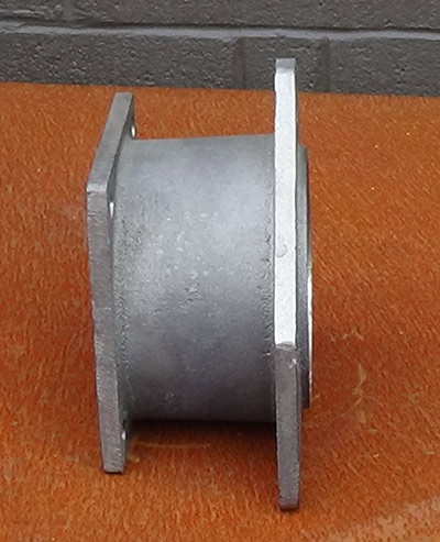 Cast compact tube