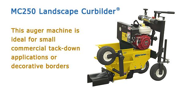 MC250 Landscape Curbilder®